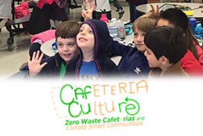 Cafeteria Culture - ARTS+ACTION Cafeteria Waste Reduction