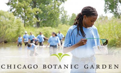Chicago Botanic Garden's Science Career Continuum